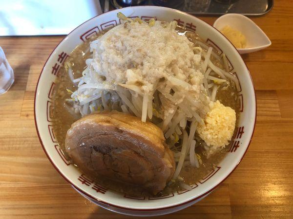 「みそ(シングル)」@麺や 豚八の写真