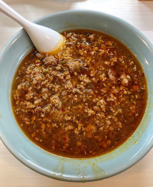 「担々麺」@王蘭の写真
