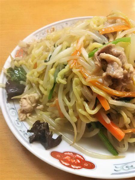 「炒麺¥600」@娘娘の写真