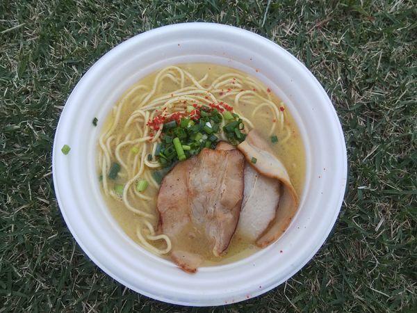 「麺や 庄の(東京)」@つくばラーメンフェスタ2018の写真