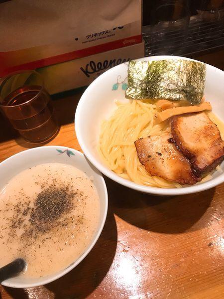 「鶏白湯つけめん」@Noodle Maker 貴の写真