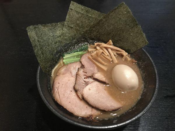 「ラーメン【仰山のせ】」@麺座 かたぶつの写真