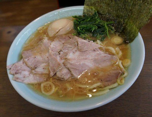 「チャーシュー麺」@寿々㐂家の写真