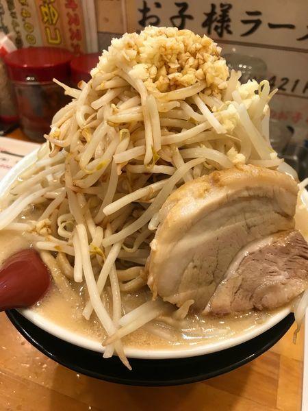「舞豚麺(野菜増し、脂なし)」@麺屋 貴壱家の写真
