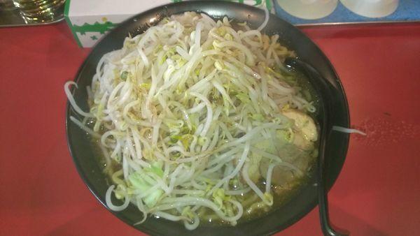 「らーめん(中)」@麺や 唯桜の写真