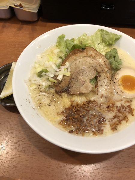 「二代目 極鶏ラーメン」@浅壱家の写真