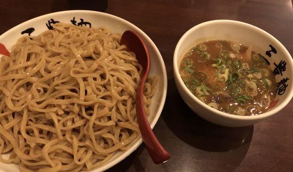 「つけ麺特盛」@三豊麺 新開地店の写真
