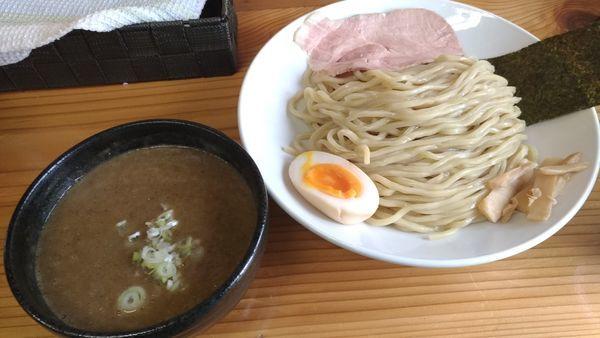 「つけ麺(しょうゆ)」@麺匠 京の写真