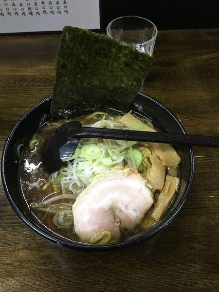 「札幌醤油ラーメン」@麺屋 響の写真