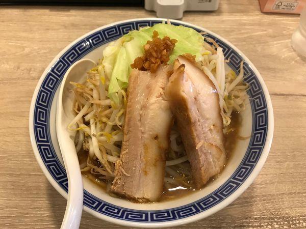 「ふじ麺」@景勝軒 高崎総本店の写真