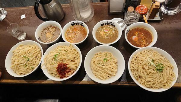「つけ麺 豚骨x魚介 並盛」@つけめん102 川口店の写真