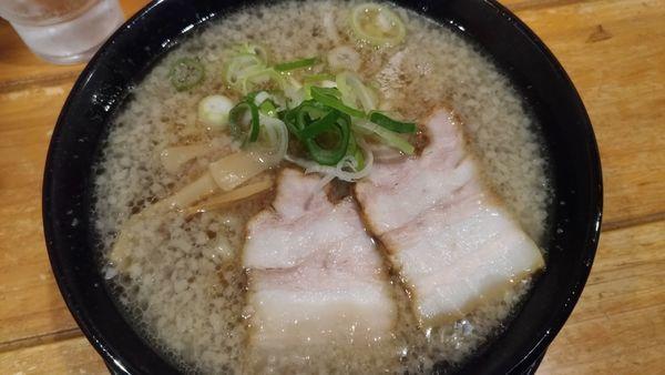 「醤油ラーメン」@喜多方 満喜の写真