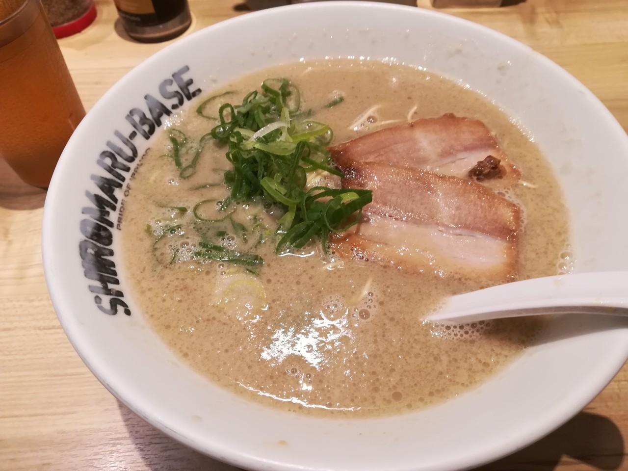 【渋谷】とんこつラーメンがオススメの店5選!替え玉2玉無料も