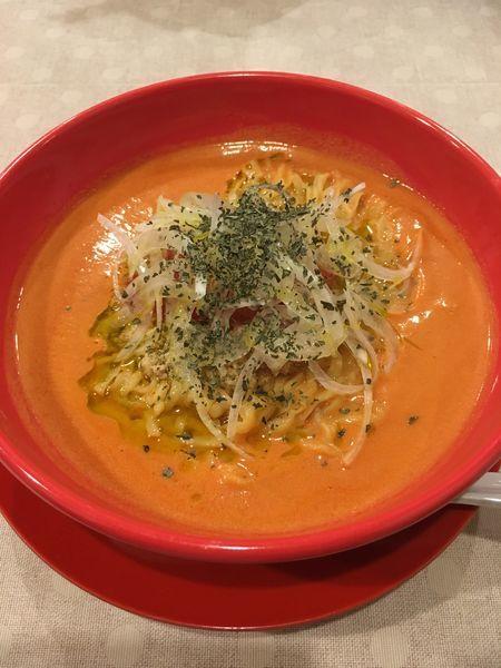 「とまたん(900円)」@麺や たんきちの写真