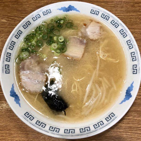「ラーメン (500円)」@永楽の写真