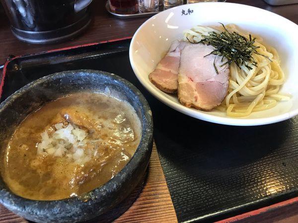 「特濃丸和つけ麺 880円」@つけ麺 丸和 春田本店の写真