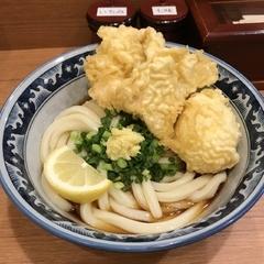 釜たけうどん 新大阪店の写真