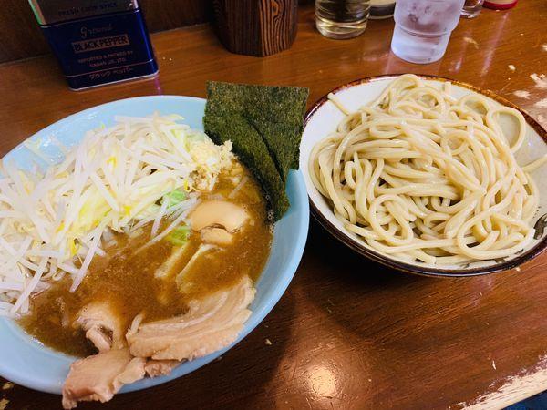 「とんこつつけ麺」@大勝軒直伝 金太郎の写真