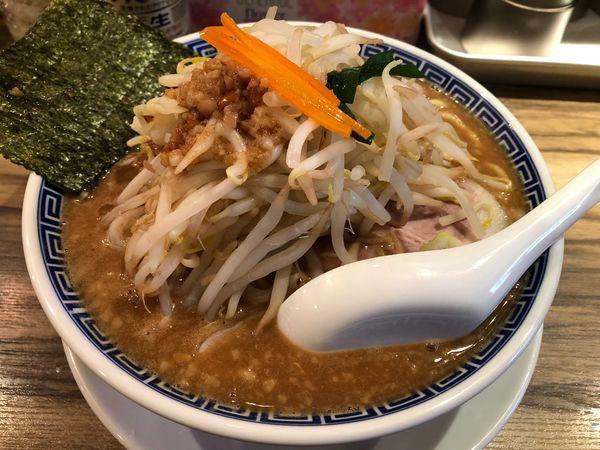 「らーめん豚」@麺屋ジャイアン弐の写真