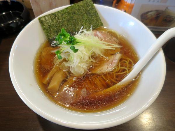 「らーめん 690円」@麺屋 むつ葉の写真