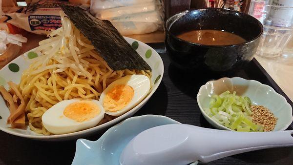 「つけ麺」@古民家 やま小屋らーめんの写真