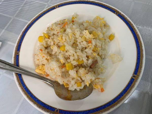 「麻婆麺+半チャーハンセット」@中華料理 家宴の写真