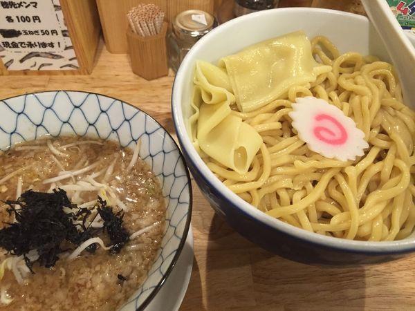 「つけ麺 醤油 太麺 300」@中華そば ムタヒロの写真