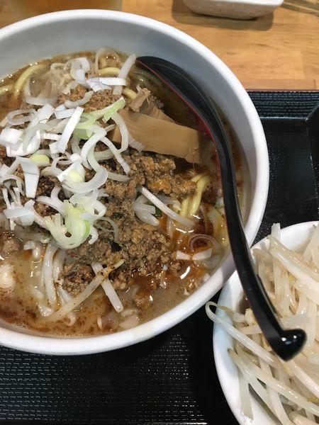 「味噌担々麺」@味噌麺処 花道の写真