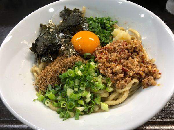 「台湾まぜそば850円」@麺屋 縁 YUKARIの写真