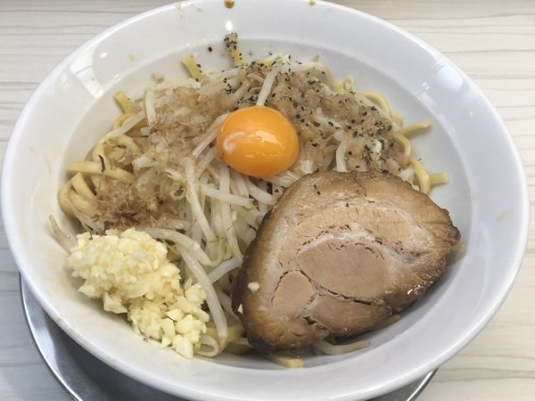 「MAZEそば」@麺屋ガテン 本町淀屋橋店の写真