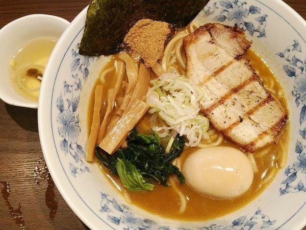 「味玉ラーメン」@麺屋こうじの写真
