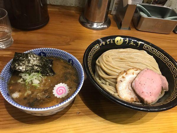 「つけ麺 (特)」@中華蕎麦うゑずの写真