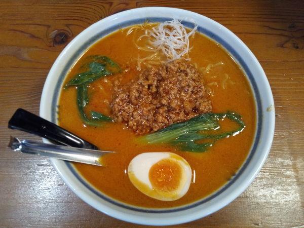 「担々麺」@北の麺房 いちどうの写真