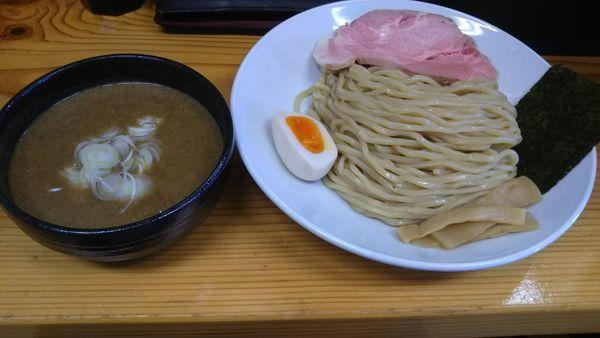 「つけめん醤油」@麺匠 京の写真