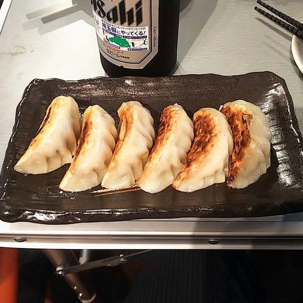 「焼き餃子」@麺屋 誉の写真