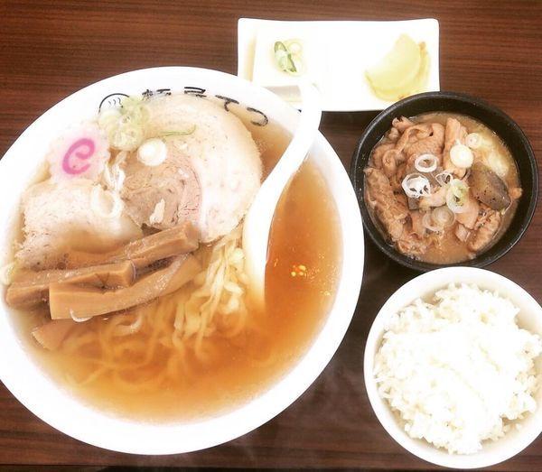 「ランチセットC」@麺屋 てつの写真
