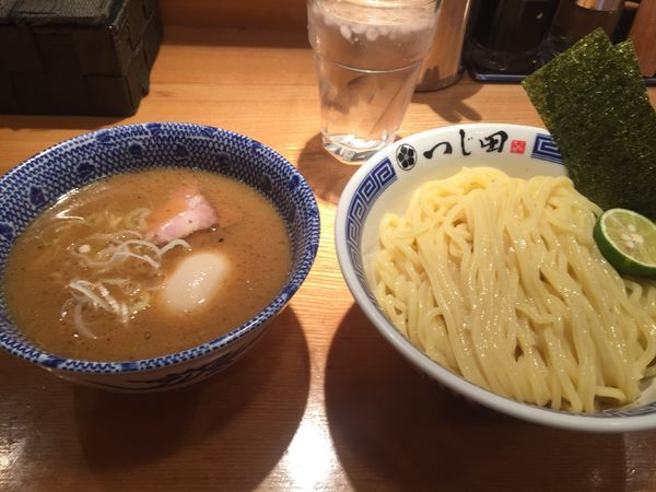 「特製つけ麺」@つじ田 日本橋八重洲店の写真