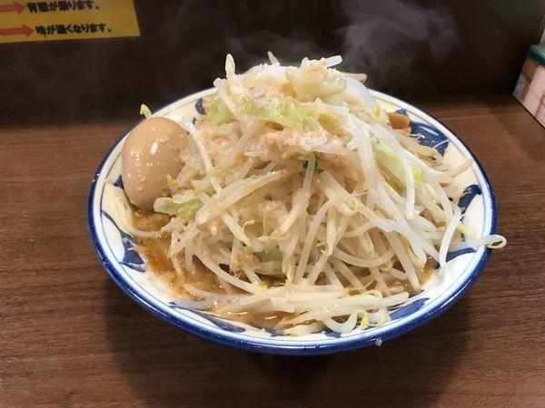 「味噌ラーメン小」@豪麺MARUKOの写真
