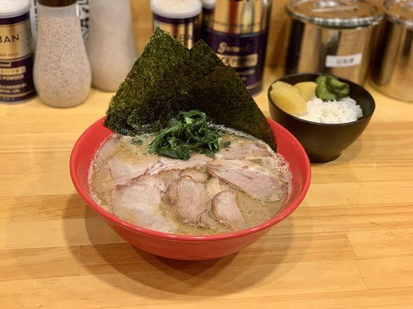 「チャーシュー麺」@筋肉ダルマ家の写真
