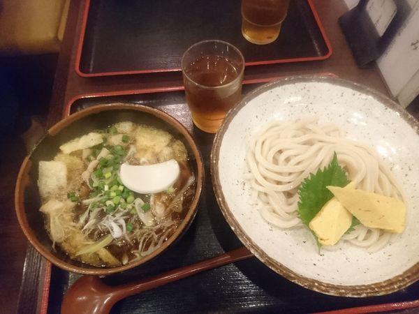 「松山きつねつけうどん」@こんぴら茶屋の写真