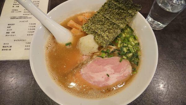 「しょうゆ」@麺や 麗の写真
