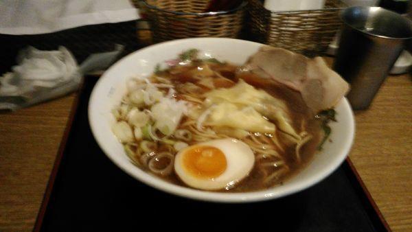 「ワンタンメン」@麺喰い メン太ジスタの写真