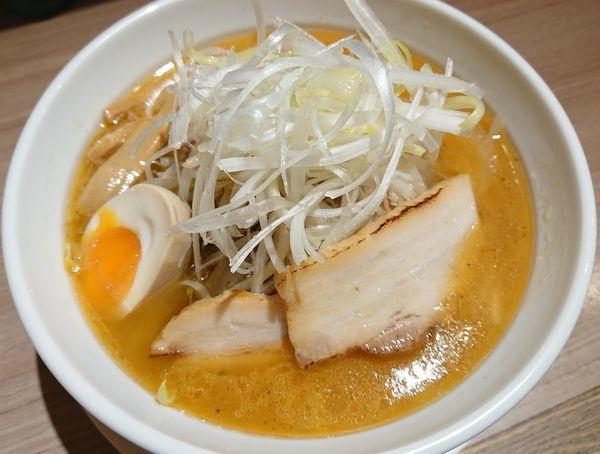 「野菜たっぷり味噌らーめん」@北海道らーめん さつほろの写真