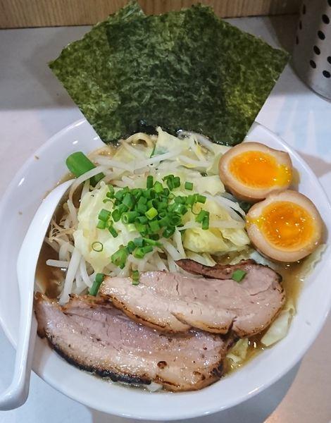 「【限定】濃厚醤油らーめん ¥800」@麺屋 扇 SENの写真