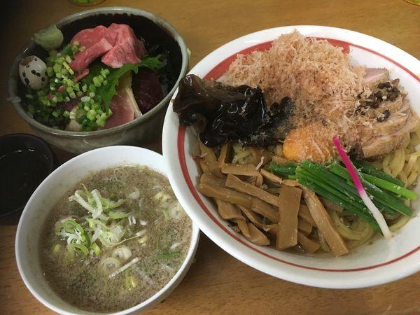 「九周年限定 満月鴨鉄砲S」@MENYA 食い味の道有楽の写真