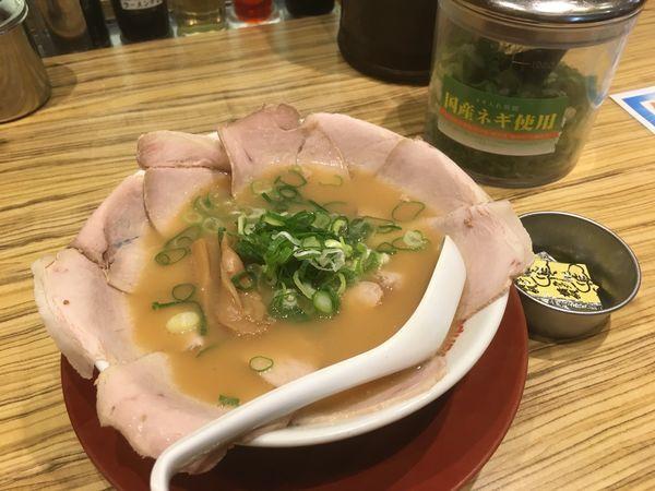 「チャーシュー麺」@ラーメン横綱 柏店の写真