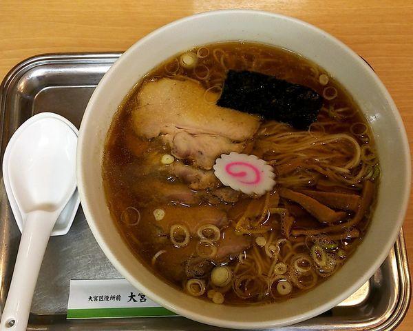 「チャーシュー麺」@大宮大勝軒の写真
