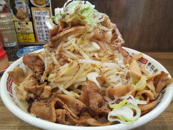 「盛りすた麺」@さくら食堂の写真