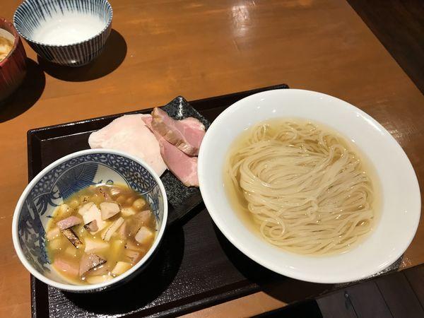 「あっさりつけ麺」@つけ麺 舞の写真