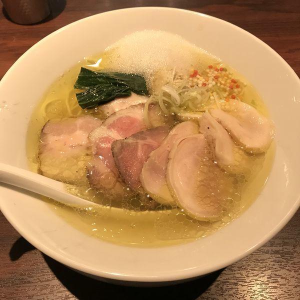 「淡麗肉増し(¥1,150)」@NAKAGAWA わずの写真